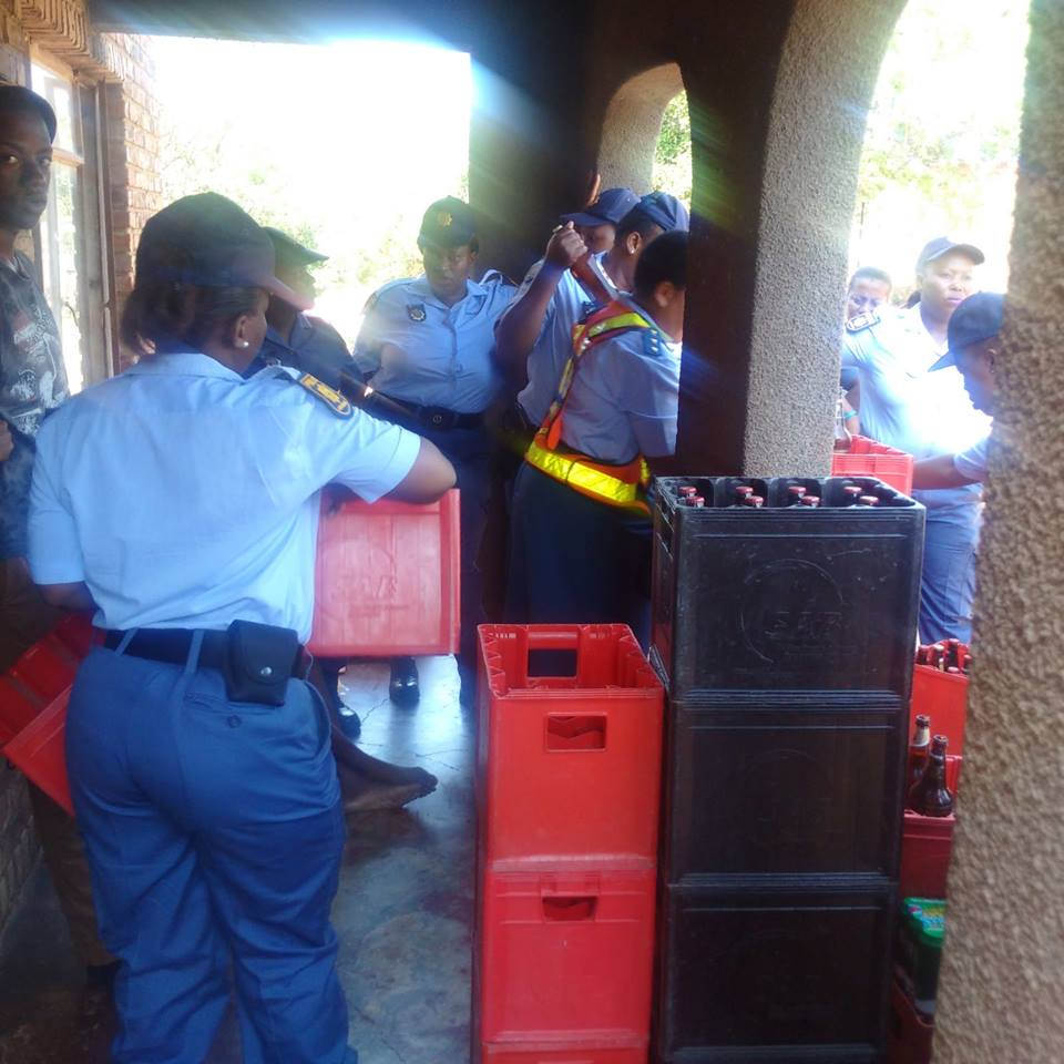 Many arrested in Operation Fiela for liquor related crimes
