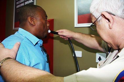 Nine DUI arrests on Western Cape roads
