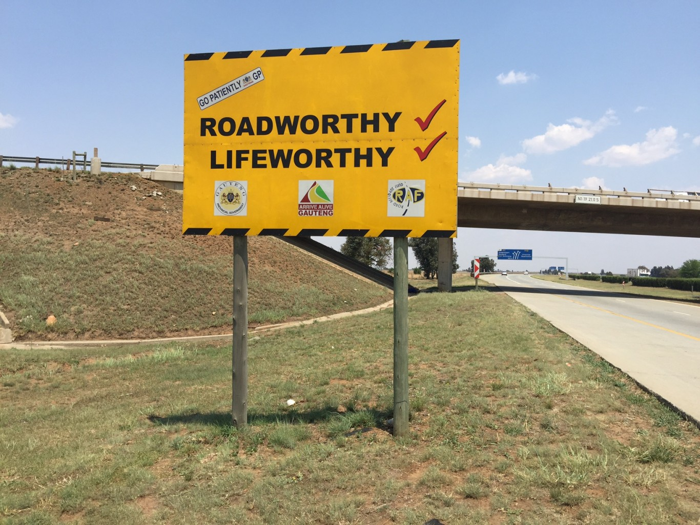 Roadworthiness or drunk driving?