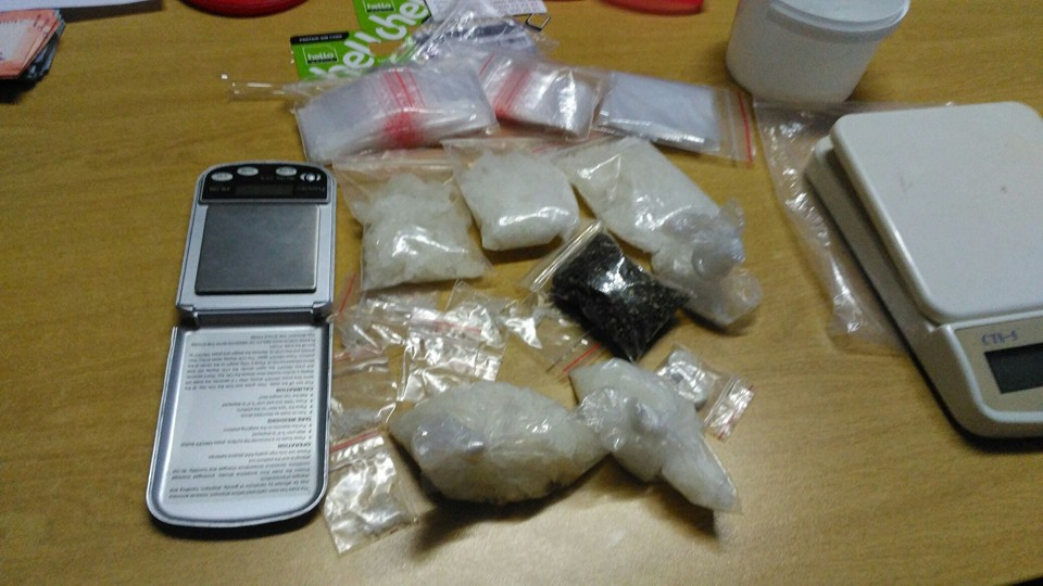 Illegal narcotics recovered from vehicle in Landsdowne