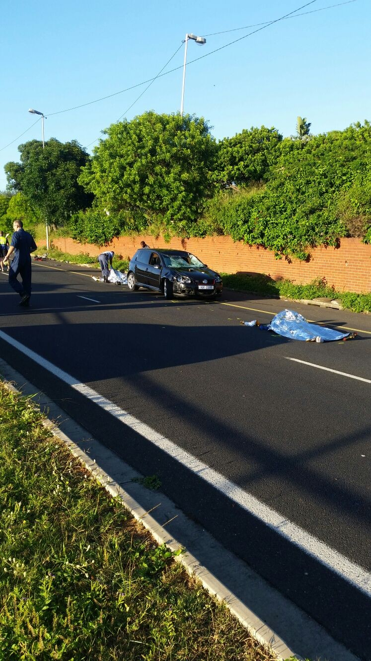MEC Mchunu angered by killing of 2 cyclists in alleged drunk driving crash in Durban