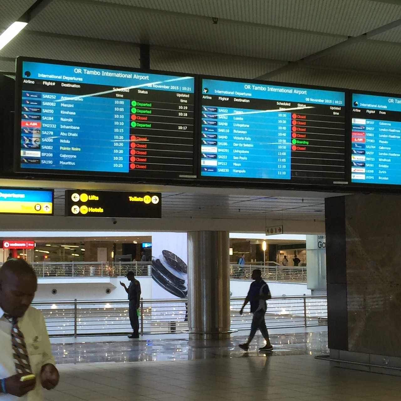 Woman arrested at OR Tambo trying to smuggle R10 million worth of crystal meth
