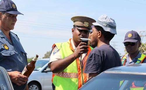 Seven DUI arrests on Western Cape roads