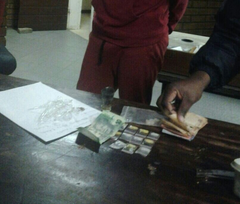 Mthatha SAPS arrests suspect dealing in Mandrax and Tik