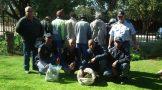 Dagga arrest made at Dealesville 55 kilometres outside Bloemfontein