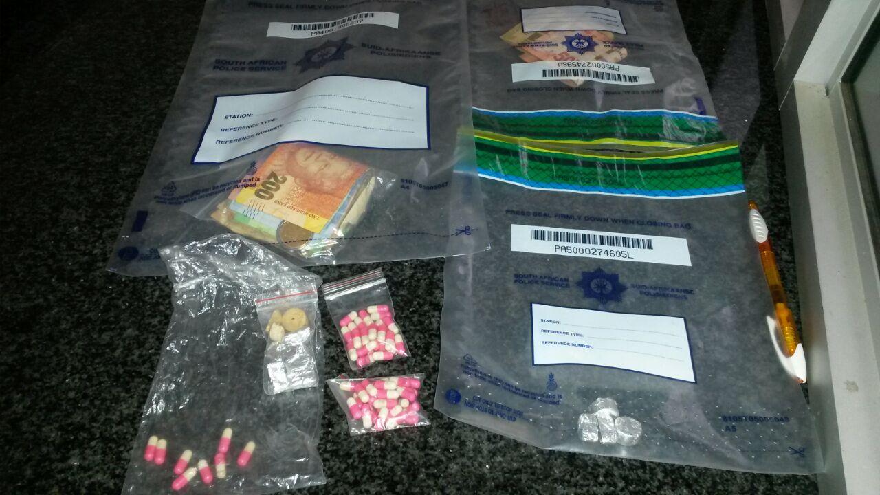Drug arrests made at taxi rank in Margate