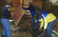 Illegal shebeens raided in KZN
