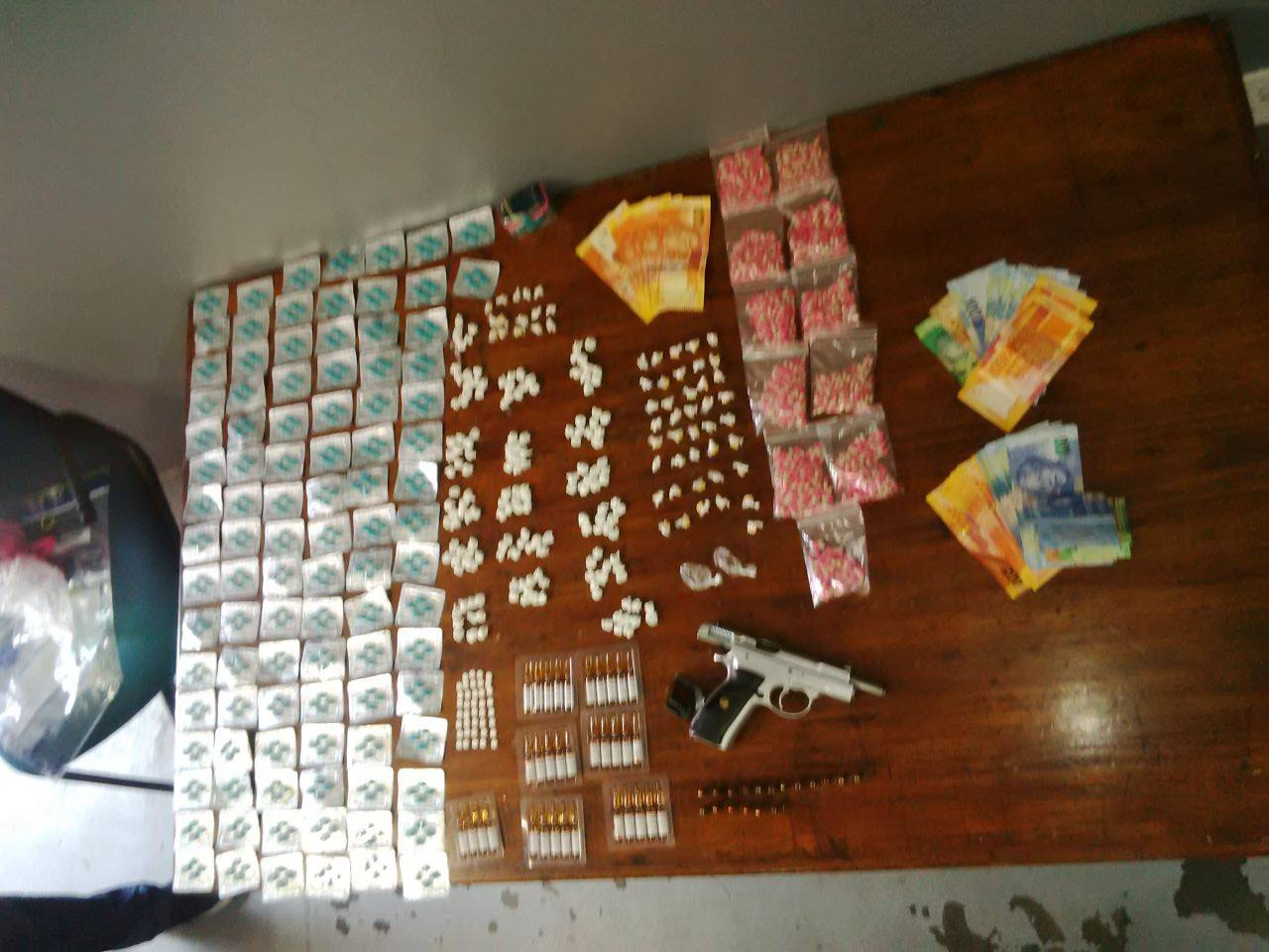 Suspected drug dealer arrested in Ethekwini