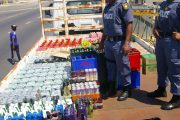 Illegal Liquor Confiscated in Mitchell's Plain.
