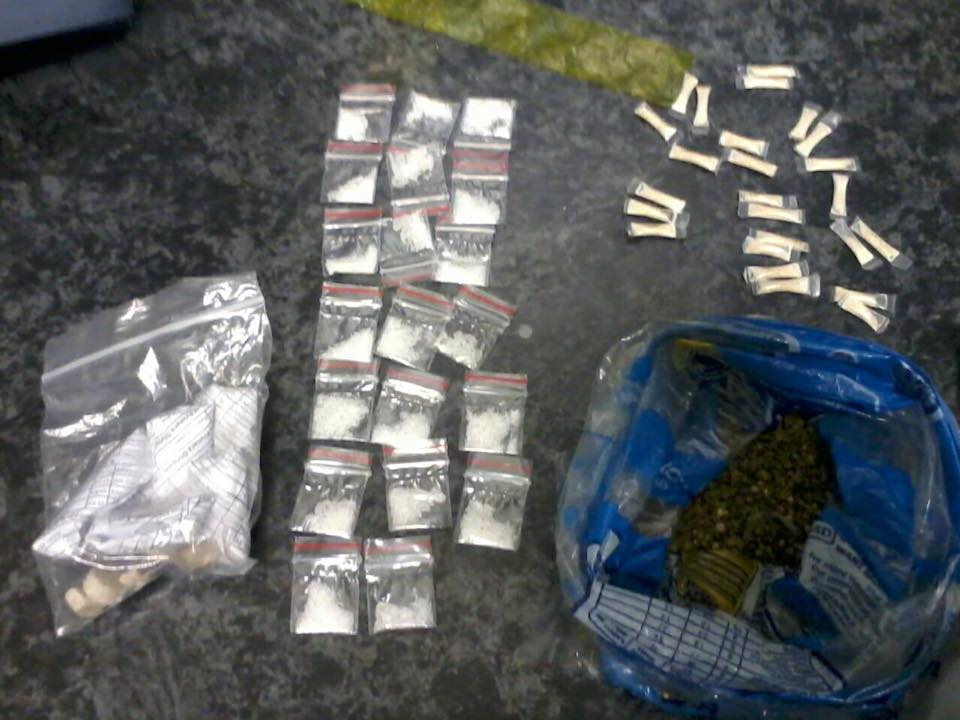 Two arrests for possession of drugs in Mitchell's Plain