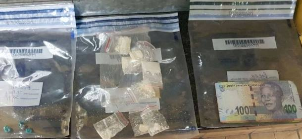 A 38-years-old man arrested for possession of drugs, Durban