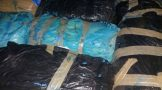 Nine suspects arrested in Wellington with a large quantity of dagga