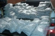 Two suspects arrested with bags of dagga, Eastern Cape