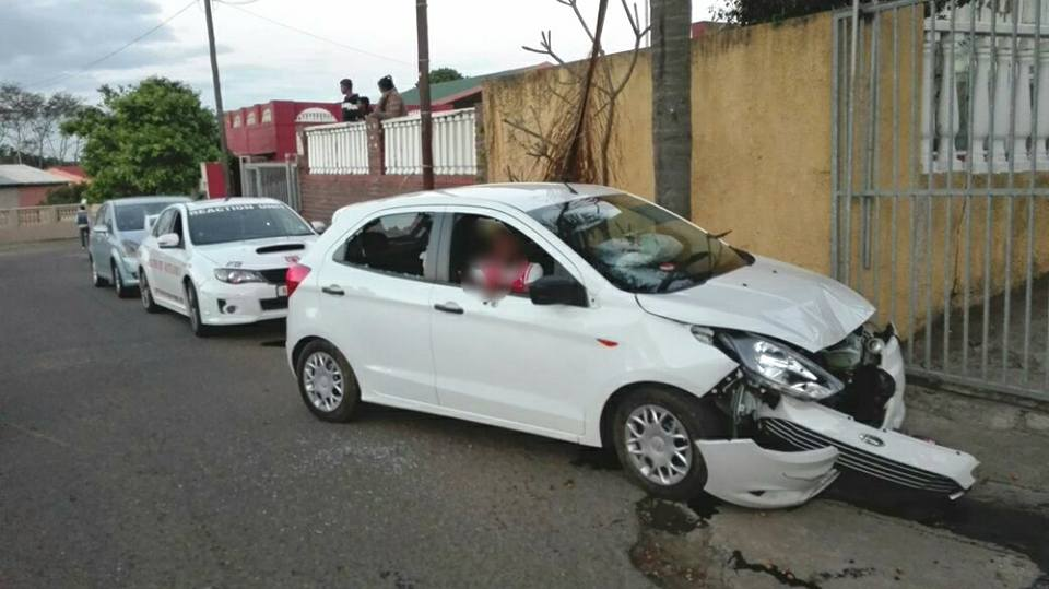 Drunk Driver Apprehended in Phoenix, KwaZulu Natal