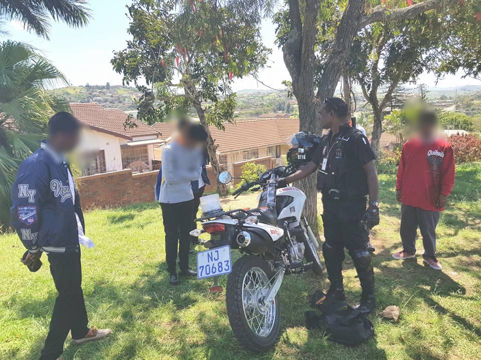 Bunking scholars found in possession of alcohol and marijuana in Verulam