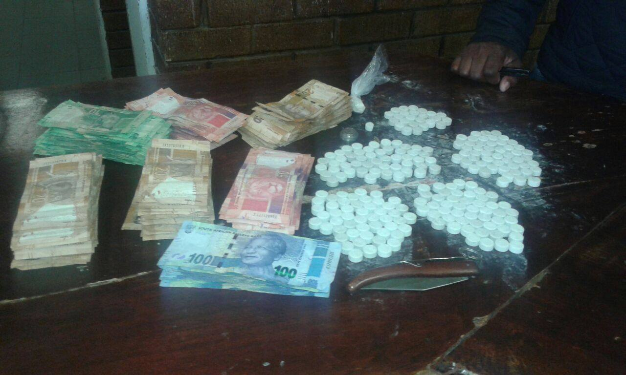 Man arrested for the possession of 225 Mandrax tablets in Mthatha