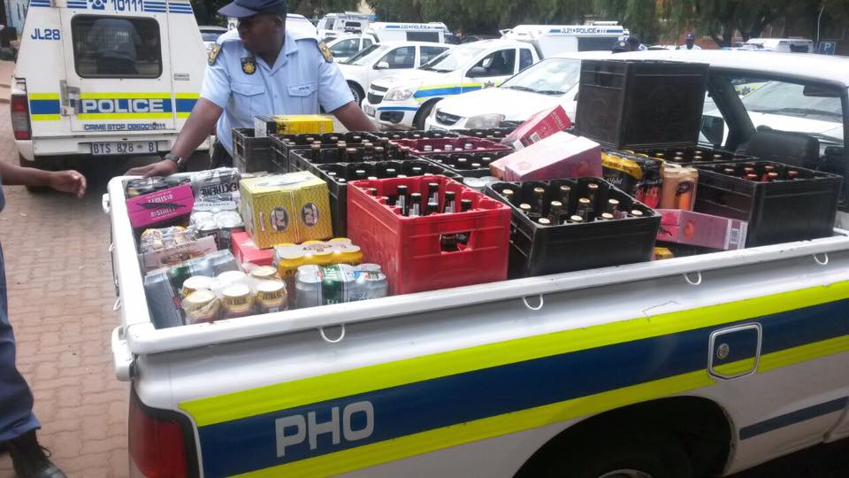 Safer Festive Season operation aiming to focus on illegal liquor outlets