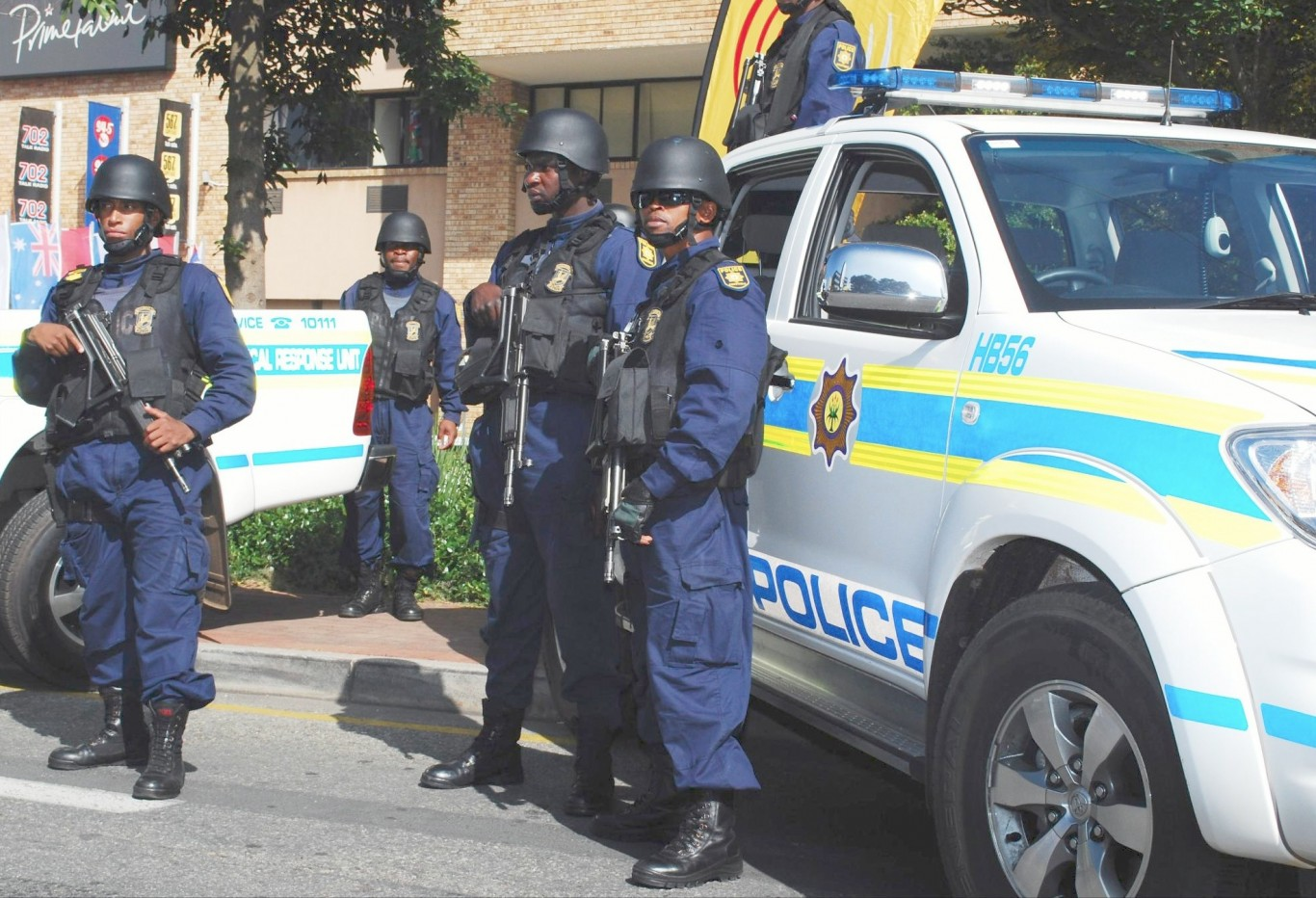 35 unlicensed firearms recovered in a one-week operation