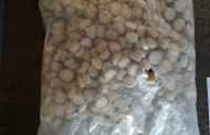 Three suspects arrested with the possession mandrax tablets valued at R 50 000