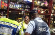 Eastern Cape Police authorities clamp down on illegal liquor outlets